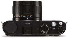 Leica X (Type 113) - very nice, I just wish it had a better close-focus (macro) distance.