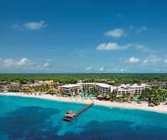 All-inclusive honeymoon resort in Cozumel Mexico | Secrets Aura Cozumel