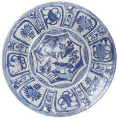 Chinese Kraak Porcelain Bowl