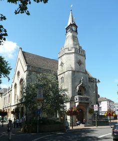 John born in Banbury, Oxford, England in 1584.