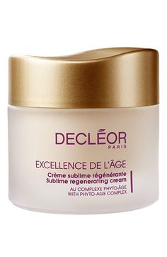 Decléor 'Excellence de L'Âge' Sublime Regenerating Cream available at #Nordstrom