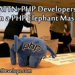 FREE #PHP Elephant Mascot Giveaway