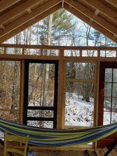 Crooked River Tiny House - Tiny houses for Rent in Waterford, Maine, United States Tiny Houses For Rent, Finding A House, Maine, Air Bnb, Windows, River, United States, Big, Home
