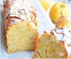Very gourmet cake … with apples, pears, almonds and salted butter caramel. – The most beautiful recipes Gateau Cake, Gourmet Cakes, Caramel, Pastry Cake, Salted Butter, Cake Cookies, Coco, Cake Recipes, Cooking Recipes