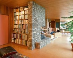 In the 1940's, a couple in Portland hired a famous architect, Pietro Belluschi, to build their home and to remodel the existing garden shed into a guest house with Japanese and Scandinavian minimalistic inspirations. The architect loved the end result so much that he bought the home several years later. We can't blame him after seeing how perfect it is.
