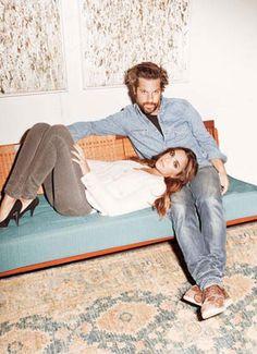Laure Heriard Dubreuil & Aaron Young