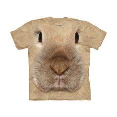 Bunny Face T-Shirt Sarah Bragdon you need this