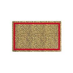 Isaac Mizrahi - Napfunterlage Leo Leo, Card Holder, Cards, Dog Accessories, Rolodex, Maps, Lion, Playing Cards
