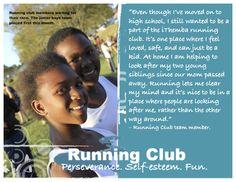 Running Club Snapshot