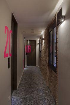 TOC Hostel , Barcelona, 2015 - GCA Architects
