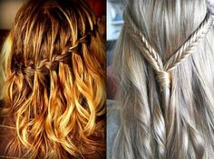 The most beautiful hairstyles for long hair: images, ideas, lessons Cool Short Hairstyles, Haircuts For Long Hair, Popular Hairstyles, Everyday Hairstyles, Braided Hairstyles, Beautiful Hairstyles, Braid Styles, Short Hair Styles, Stylish Haircuts
