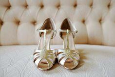 Rachel Simpson, zapatos para bailar