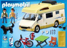 Amazon.com: PLAYMOBIL Camper Playset: Toys & Games