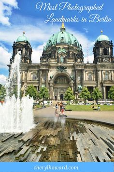 If you're looking for photography inspiration when you're visiting Berlin, consider this list of the most photographed landmarks in Berlin.
