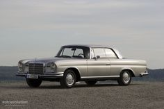 MERCEDES BENZ Coupe (W111/112)