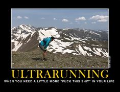 It's getting real ultrarunning ultrarunner trailrunning mountains whatwasithinking myideaoffun motherrunner Ultra Running Quotes, Trail Running Quotes, Running Memes, Running Workouts, Running Tips, Ultra Marathon Training, Race Training, Marathon Running, Marathon Quotes
