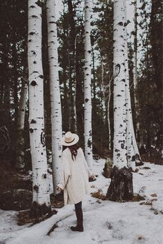 It's a white winter forest // Join FP Me community and share your style to connect with fashion stylists around the world!
