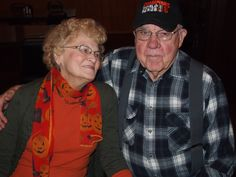 Mom and Ernie Lowen