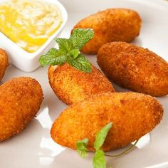 Croquetas de verduras. Receta para niños diabéticos Diabetic Recipes, Veggie Recipes, Baby Food Recipes, Vegetarian Recipes, Cooking Recipes, Healthy Recipes, Empanadas, Toddler Meals, Kids Meals