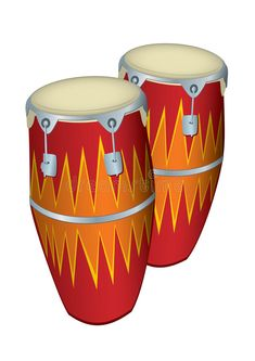 Illustration about Illustration of a pair of African congas. Illustration of instrument, percussion, conga - 17872576 Musica Salsa, Monkeys Band, Salsa Bachata, Salsa Music, Drums Art, Make A Joyful Noise, African Art Paintings, Line Drawing, Musicals