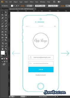 Wireframe de Diseño iOs7 para Diseñar tus Aplicaciones Móviles | Jumabu! Design Tools - Vectorizados - Iconos - Vectores - Texturas