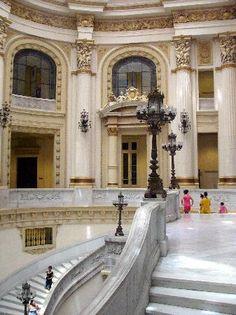 Havana, Cuba: Palacio del Centro Asturiano 2