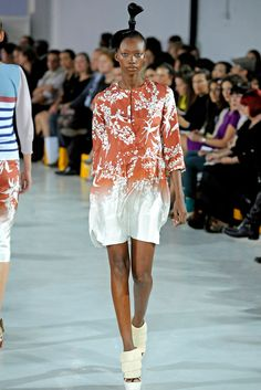 Clements Ribeiro Spring 2011 Ready-to-Wear