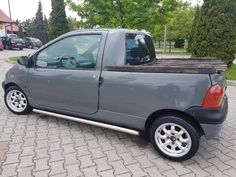 Small Cars, Cars And Motorcycles, French, Cool Stuff, Vehicles, Cars, Toyota Trucks, Motorbikes, Dream Garage