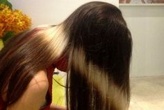 SPLASHLIGHTS HAIR | MY WHITE IDEA DIY