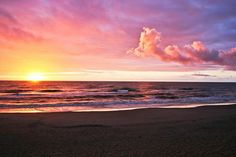 Sunrise outerbanks North Carolina