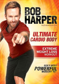 Bob Harper: Inside Out Method - Body Rev Cardio Conditioning The Skinny Rules: The Simple, Nonnegotiable Principles for Getting to Thin Cardio Body Weight Loss Bh: Yoga For The Warrior Bob Harper: Kettlebell Sculpted Body