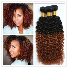 100% Ombre Malaysian Human Hair Extensions Double Weft #1b 30 Kinky Curly Unprocessed Virgin Hair Weave Mix Length 8 30 Hair Extensions Weaves Remy Hair Weave From Noblevirginhair, $0.91| Dhgate.Com