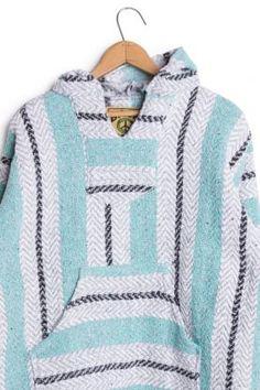 drug rug baja hoodie in mint! New color! $23.99