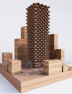 Gallery of Cascading Brick Arches Feature in Penda's Residential Tower in Tel Aviv - 19