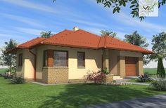 Egyszintes családi ház 125 m2