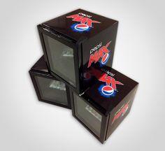 Custom designed fridges for PepsiMax