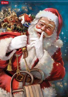 Santa Shhh