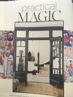 Practical Magic, Lounge Ideas, Loft, Doors, Bed, Furniture, Home Decor, Salon Ideas, Decoration Home