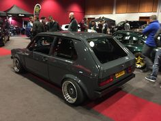 Interesting colour on this Mk1