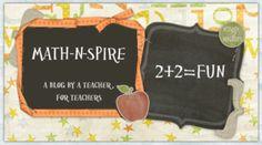 My middle school math teacher blog :)
