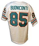 Nick Buoniconti Miami Dolphins Throwback Jerseys