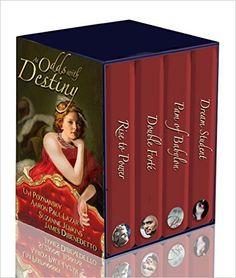 At Odds with Destiny (boxed set bundle) by Uvi Poznansky, Aaron Paul Lazar, Suzanne Jenkins, J.J. DiBenedetto.