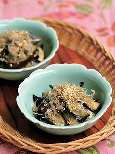 【ELLE a table】なすのササッと煮レシピ|エル・オンライン
