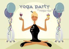 YogaTheme Party Planning, Ideas, and Supplies