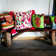 Cojines Throw Pillows