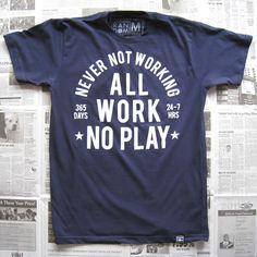 Always Working (navy).