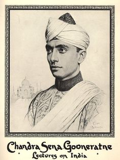 South Asian scholar Chandra Dharma Sena Gooneratne wore a turban to avoid anti-black discrimination in the American South.
