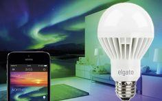 Elgato Avea, une ampoule connectée compatible avec HomeKit d'Apple