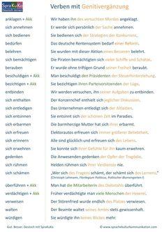 Study German, German English, Learn German, Learn English, German Grammar, German Words, Verben Mit Dativ, German Resources, Deutsch Language