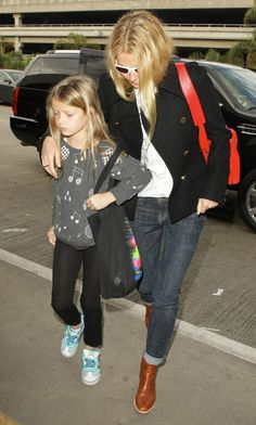 APPLE BLYTHE ALISON MARTIN, daughter of Chris Martin and Gwyneth Paltrow. Photo: © Getty